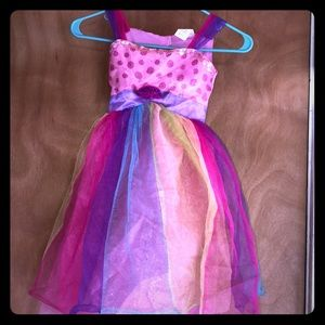 Other - Colorful Ballerina Princess Dress